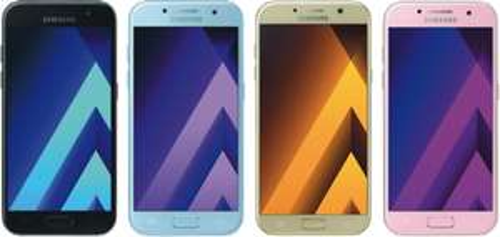 Samsung Galaxy A3 (2017) in allen Farben (offline für 149€) (16GB Speicher, 2GB RAM, HD AMOLED, USB-C, IP68, Android 8.0