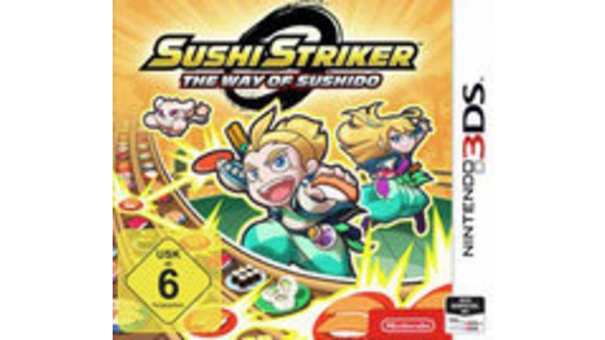 Müller - Sushi Striker: The Way of Sushido (3DS) für 24,99 EUR