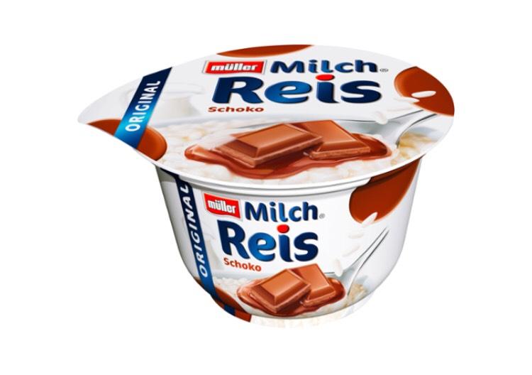 [Real und Netto ohne Hund] Müller Milchreis jeder 200 g Becher