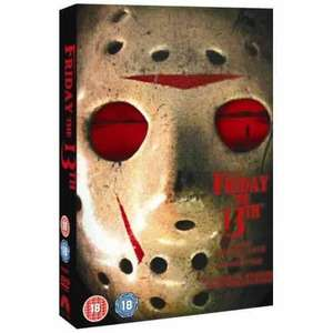 "Friday the 13th 1-8 ""Freitag der 13."" [DVD-Box] @ebay"