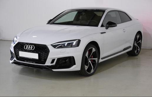 Audi RS5 Coupé 2.9 TFSI 450PS Quattro 48m/10tkm p.a. Leasing für 879€ / Mon.
