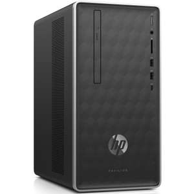 HP Pavilion Desktop 590-p0571ng  PC, AMD Ryzen 7 2700, 16GB RAM, 1TB HDD, 256GB Nvme SSD, Radeon RX 580 8GB, Win10