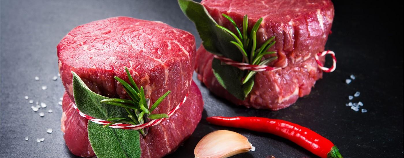 Rinderfilet frisch, aus Paraguay, 17,99/kg [Nocker Fleisch Ingolstadt]