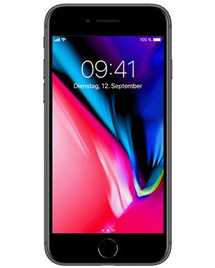 O2 Free M für Junge Leute inkl. iPhone 8 mit 64GB in allen Farben