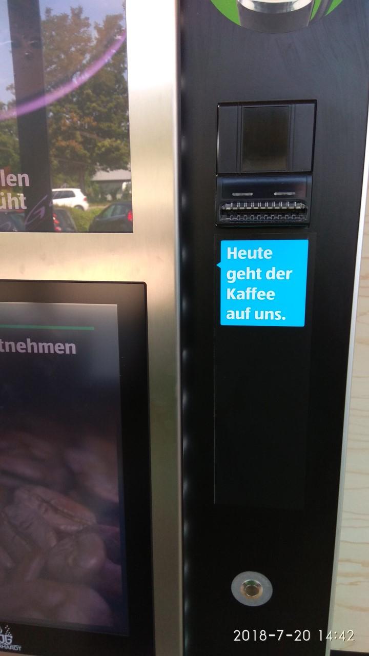 (Lokal Ludwigsburg) Freebie Aldi Süd, Aldinger Straße 170, 71638 Ludwigsburg