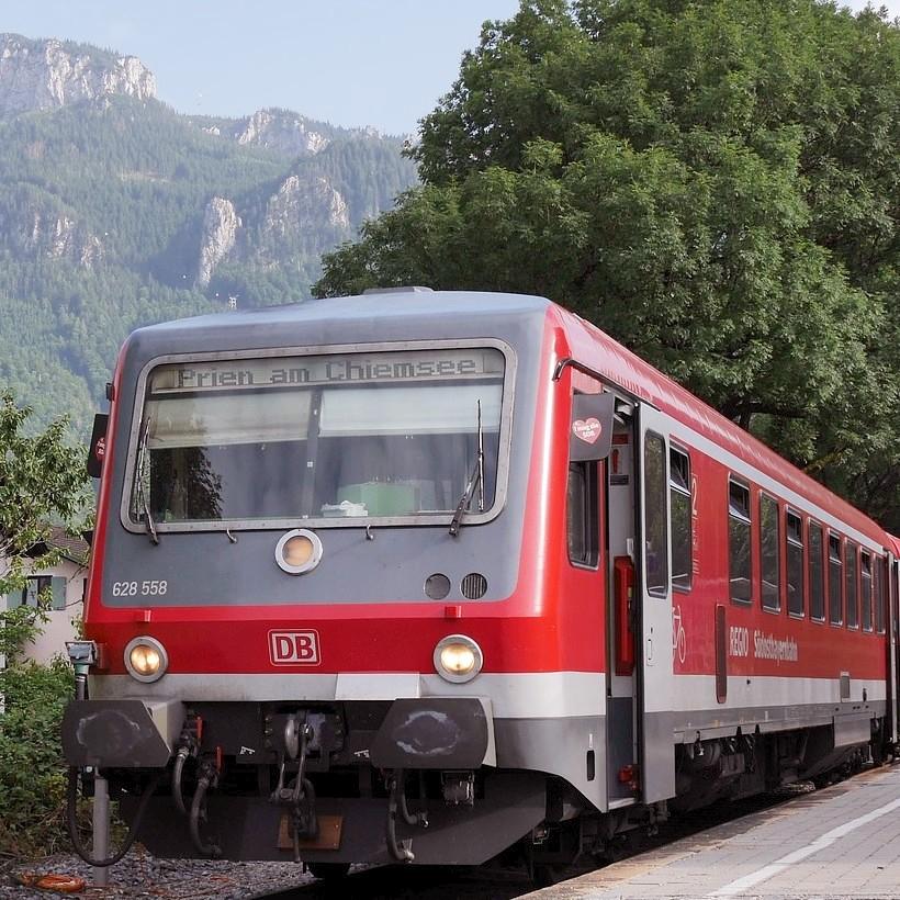 [lokal] Chiemgaubahn ganztägig kostenlos nutzen (21.07.18)