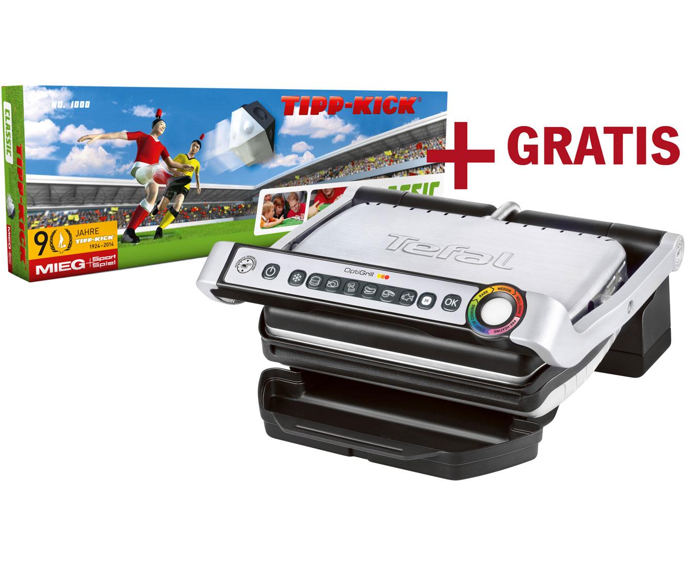 Tefal OptiGrill GC702D.WM  +Tipp-Kick-Classic