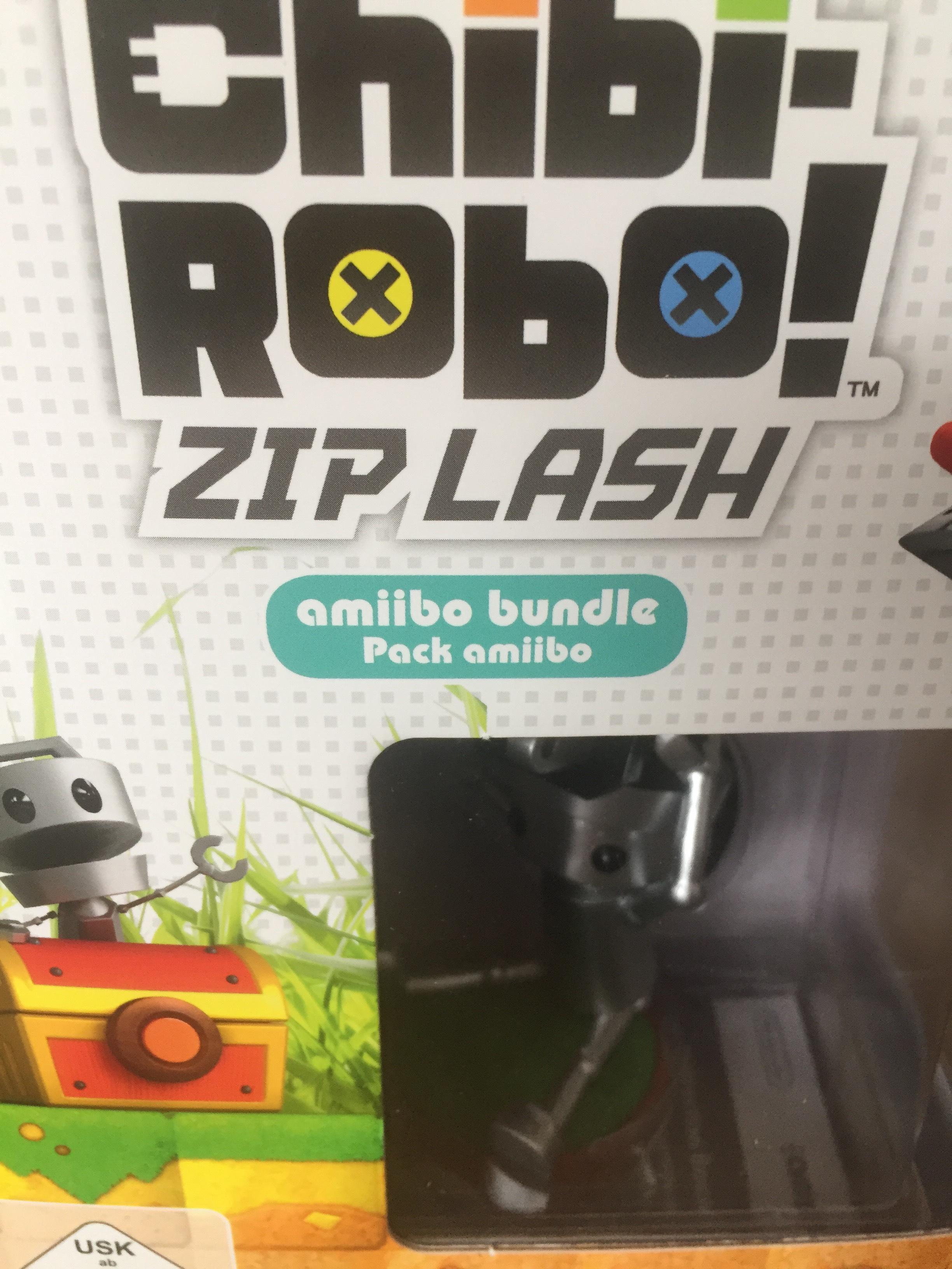 Lokal SK Gamenatix Trier Chibi Robo ZIP Lash 3DS