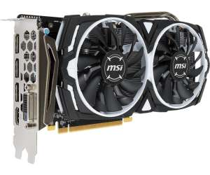 Gaming Superweekend: z.B. MSI Radeon RX 570 ARMOR 8G OC 8GB