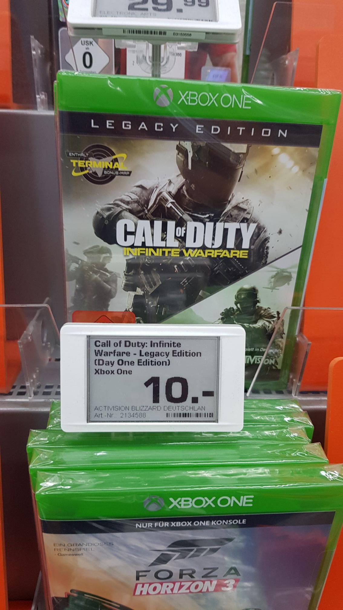(Lokal Saturn Bocholt) CoD Infinite Warfare - Legacy Edition (Xbox One)