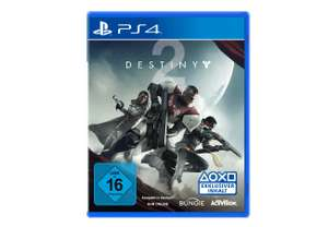 Destiny 2 - Standard Edition - PlayStation 4 für 9,99€ [Saturn]