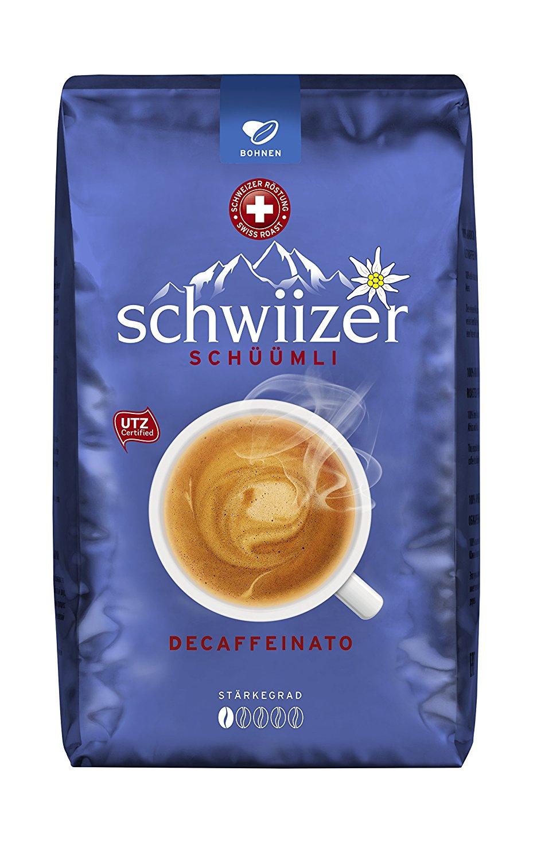 Schüümli Decaffeinato Kaffebohnen 8 Kilo [Versand Gratis]
