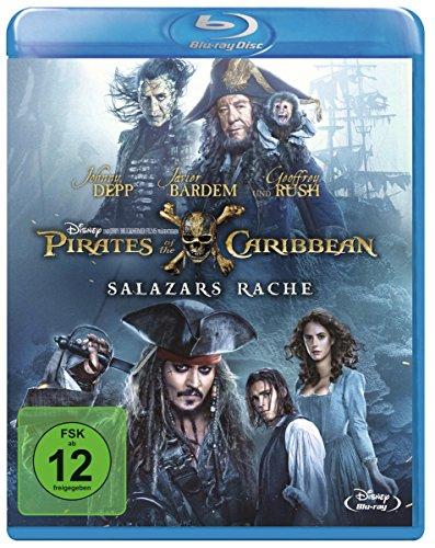 [Amazon Prime] Pirates of the Caribbean: Salazars Rache [Blu-ray]