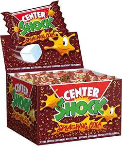 Center Shock 3er Pack - 3,99€ pro Pack auf Coca Cola, Erdbeere + Kirsche - 4,99€ bei [Amazon]