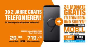 [Saturn.at] Samsung Galaxy S9 256GB Duos + 5GB LTE (2842MB LTE EU) & 1000 Einheiten (u.v.m)