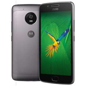 @Saturn Lenovo Moto G5 Dual-SIM (5'' FHD IPS, Snapdragon 430 Octacore, 2GB RAM, 16GB eMMC, 13MP + 5MP Kamera, kein Hybrid-Slot, 2800mAh wechselbar mit Quick Charge, Android 7)