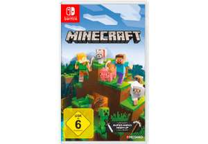 (Saturn) Minecraft Nintendo Switch Edition