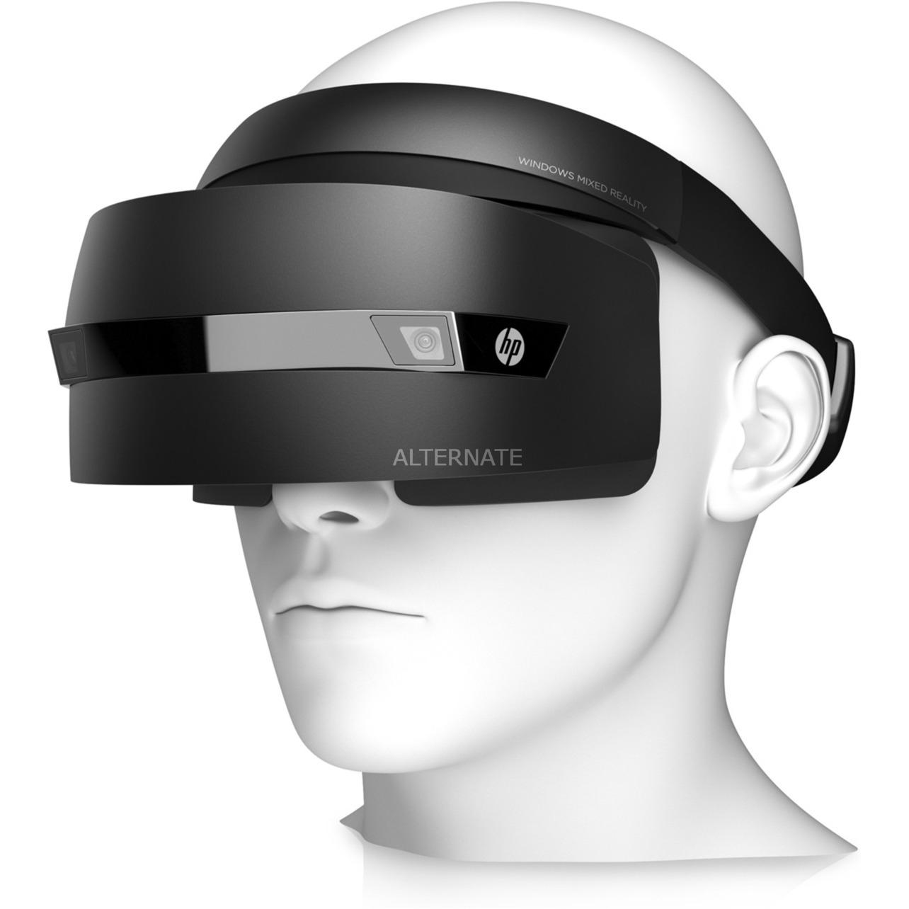 [Alternate] HP Windows Mixed Reality Headset, VR-Brille VR1000 für 179,99€ mit MasterPass