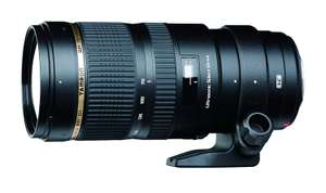 Tamron SP 70-200mm f2.8 Di VC USD (Nikon) für 881,17€ [Amazon.es]