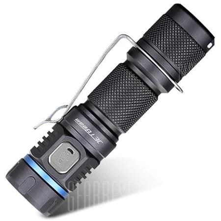 LED Taschenlampe mit 1150 Lumen - JETBeam E40R