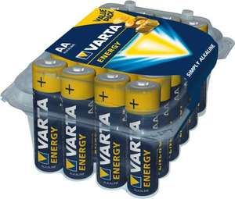 [Medimax Offline] Varta 24 Pack AA oder AAA Batterien