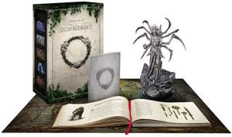The Elder Scrolls Online: Summerset - Collectors Edition (PS4 & Xbox One & PC) für je 49,97€ (Amazon)
