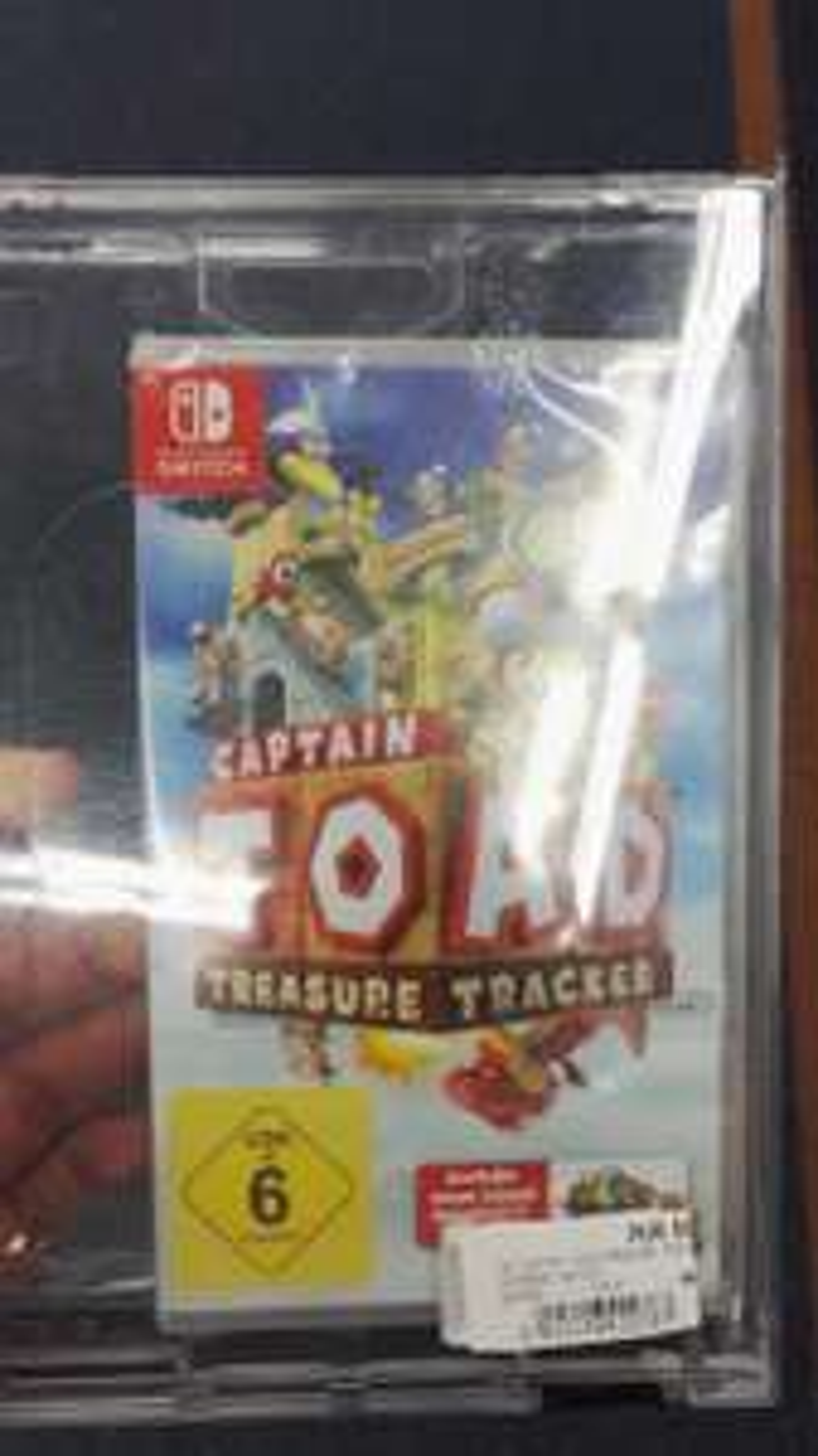 Captain Toad Treasure Tracker Switch (Lokal Weiterstadt/Darmstadt)