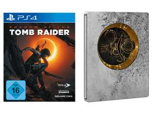 Shadow of the Tomb Raider & CoD Black Ops 4 Pre-Order Box (Lokal)