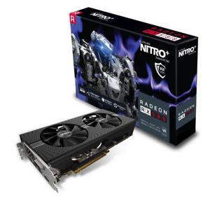 Sapphire Radeon RX 580 NITRO+ 8GB GDDR5 (Retail)