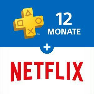 [Für ausgewählte Nutzer] Drei Monate Netflix kostenlos beim Kauf von 12 Monaten PS Plus