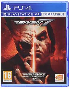 Tekken 7 (PS4) für 24,03€ (Amazon UK)