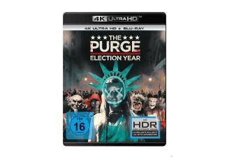 The Purge Election Year 4K UHD für 14,99 EUR (Lokal)