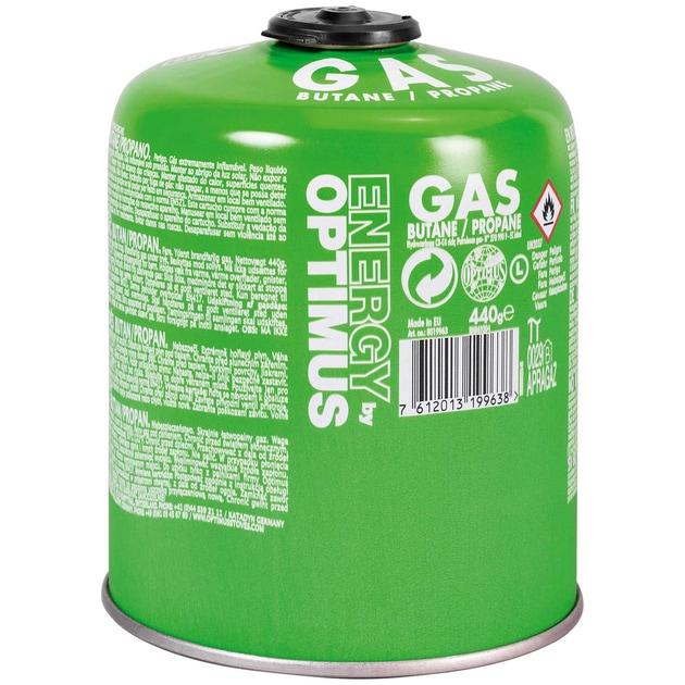 Optimus Universal Gas 440g für 7,16€ bei Sporthaus Schuster (Online)