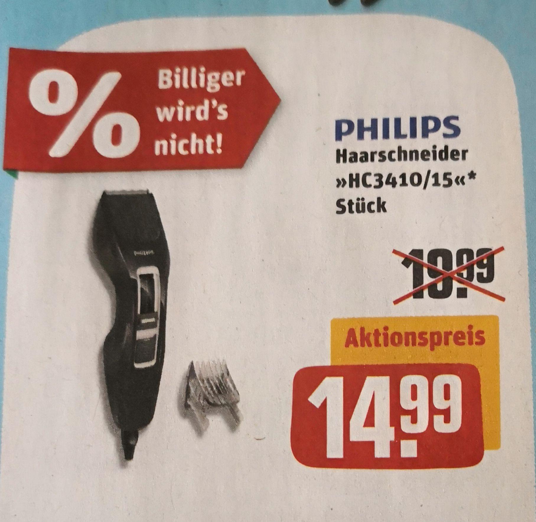 Haarschneider Philips HC3410/15  bei Rewe
