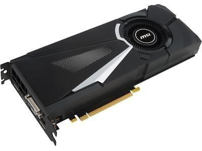 MSI GTX 1080 Aero 8GB OC [Amerika]