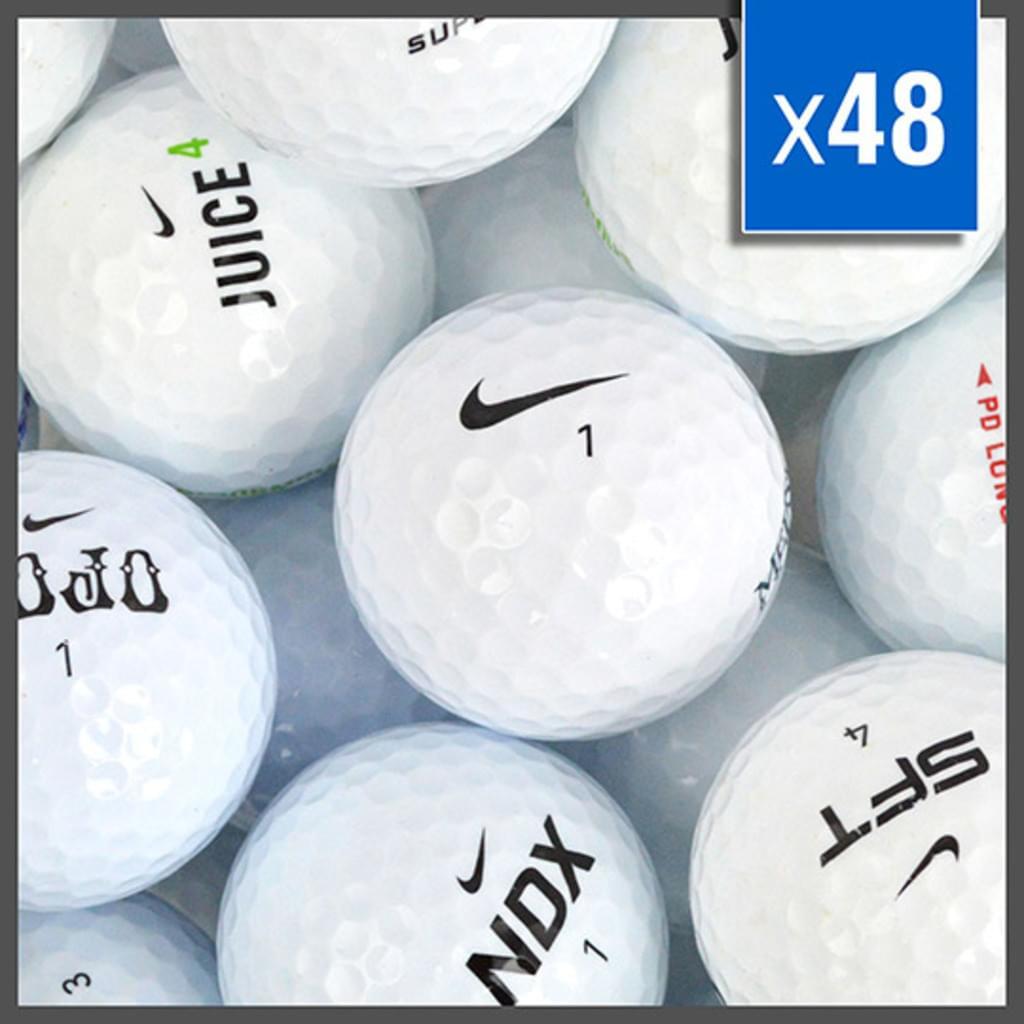 Nike Lakebälle, gemischt, 48 Stück im real.- Onlineshop