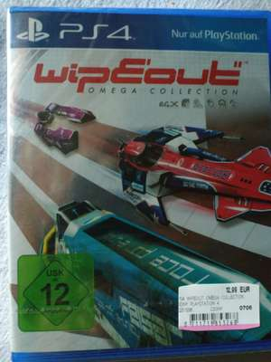 Lokal MM Oldenburg: PS4 Wipeout Omega Collection