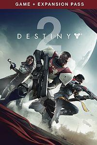 [MS Store] Destiny 2 + Erweiterungspass-Paket (Xbox One) für Gold-Mitglieder