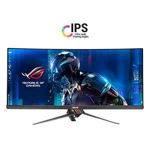 Monitor Asus Rog 34'' 21:9 QHD 100 Hz G-SYNC (Swift Curved PG348Q)
