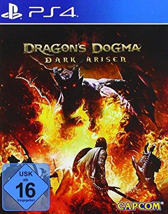 [LOKAL- MM Oststeinbek bei Hamburg] Dragon's Dogma - Dark Arisen PS4