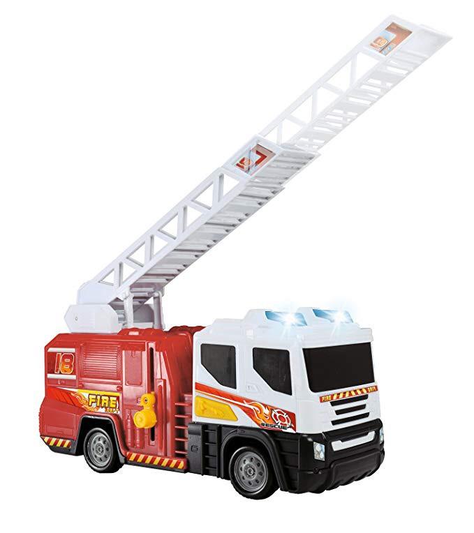 [MÜLLER] Dickie Toys Feuerwehrauto mit Sound und Licht (bei Abholung)
