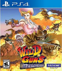 Wild Guns Reloaded  - PS4 (Coolshop)