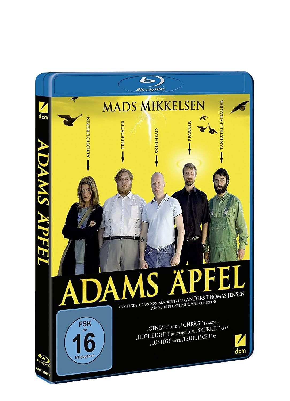 [Müller] Adams Äpfel (Blu-ray)