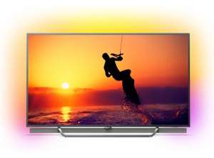 Philips 55PUS8602/12 LED-Fernseher (55 Zoll, 4K Ultra HD, Smart-TV, Quantum Dot)