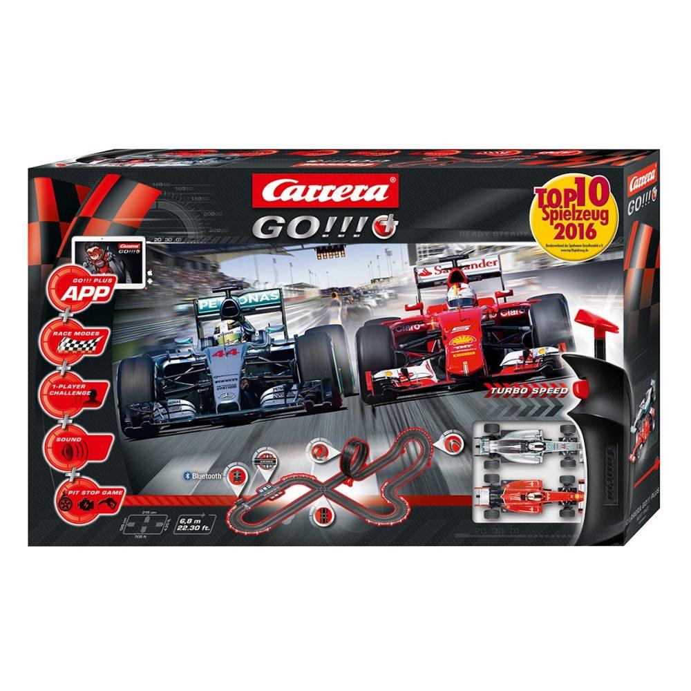 Carrera GO!!!  Plus Next Race Autorennbahn für 46,90€ [interspar.at]