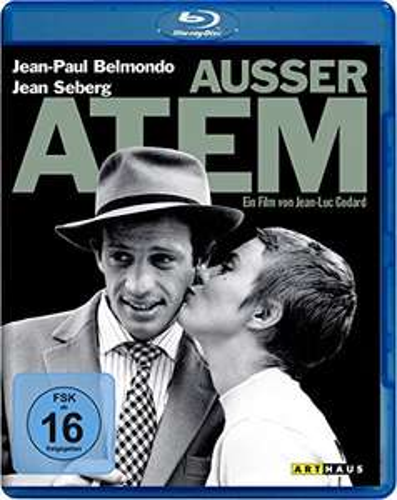 [Prime] Blu-ray Außer Atem für 4,91€ @amazon.de