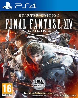 Final Fantasy XIV: A Realm Reborn Starter Edition (PS4) für 6,58€ (ShopTo)