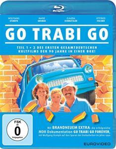Go Trabi Go Teil 1 + 2 (Blu-ray) für 7,99€ (Müller)