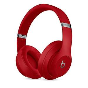 Beats by Dr. Dre Studio 3 Over-Ear-Kopfhörer Noise-Cancelling (Rot) für 169€ (Amazon)