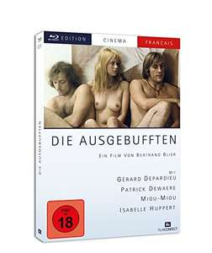 Die Ausgebufften - Edition Cinema Francais (Blu-ray) für 5,99€ (Amazon & Media Markt)